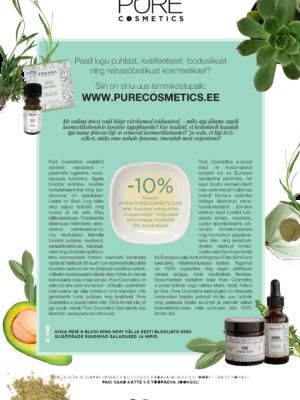 Kvaliteetne looduskosmeetika
