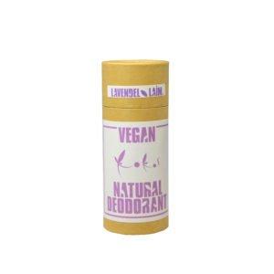 Vegan deodorant