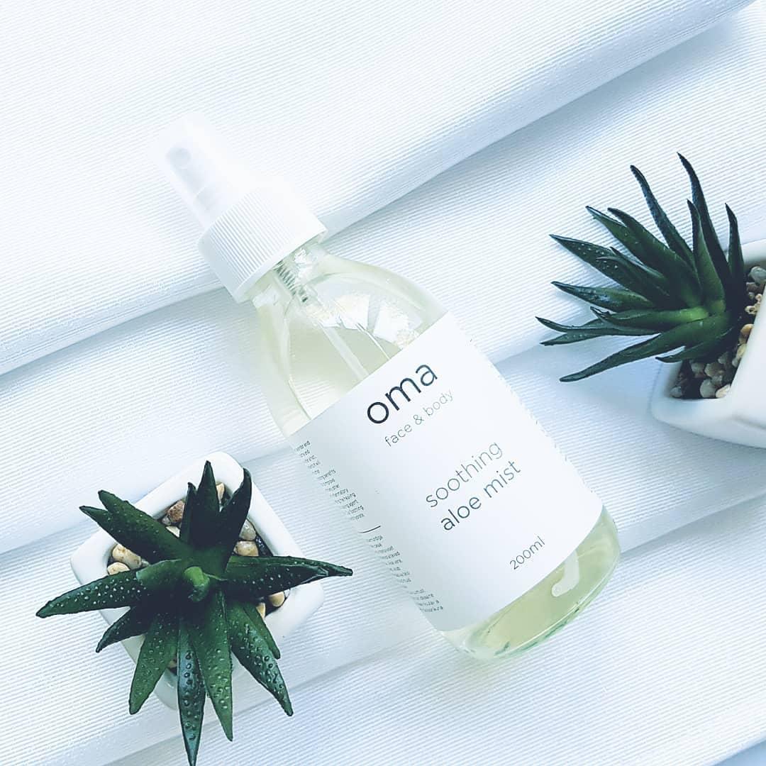 98c0862ed35 Oma Aloe Mist 200ml + Kibuvitsamarjaseemneõli 30ml | Pure Cosmetics ...