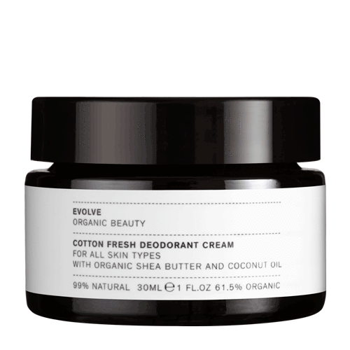 naturaalne deodorantkreem