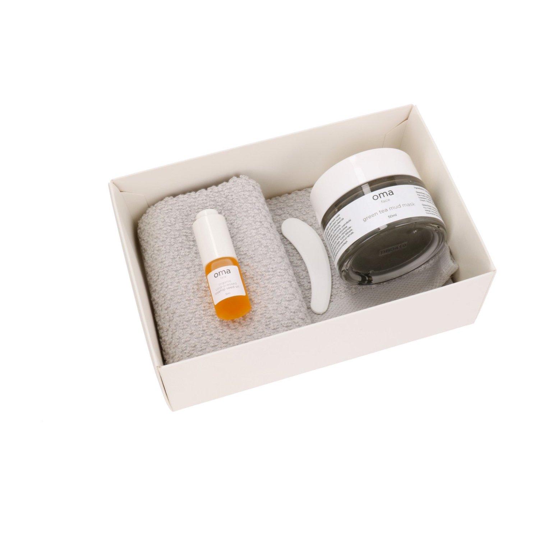 f92b3568e50 OMA Muda Mask SPA Hoolitsus Komplekt Kibuvitsamarjaseemneõli | Pure ...
