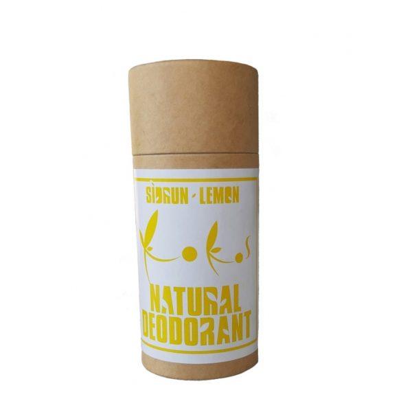 Orgaaniline deodorant