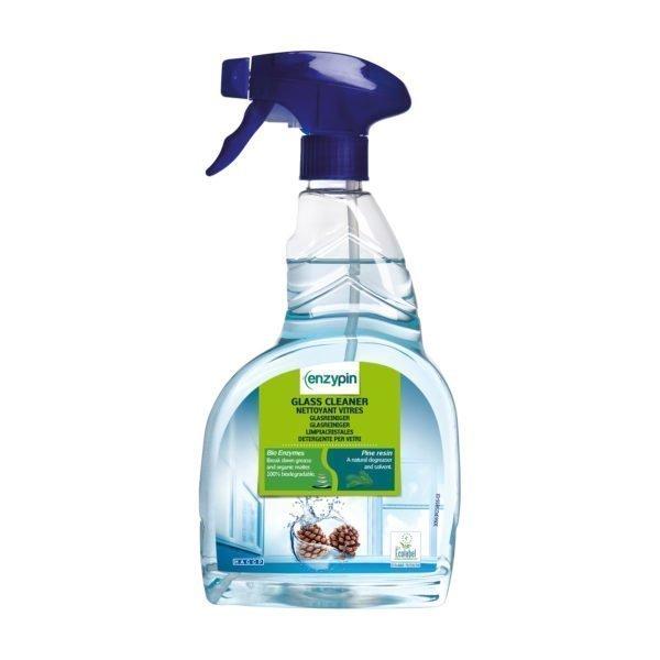 Kemikaalidevaba klaasipuhastusvahend