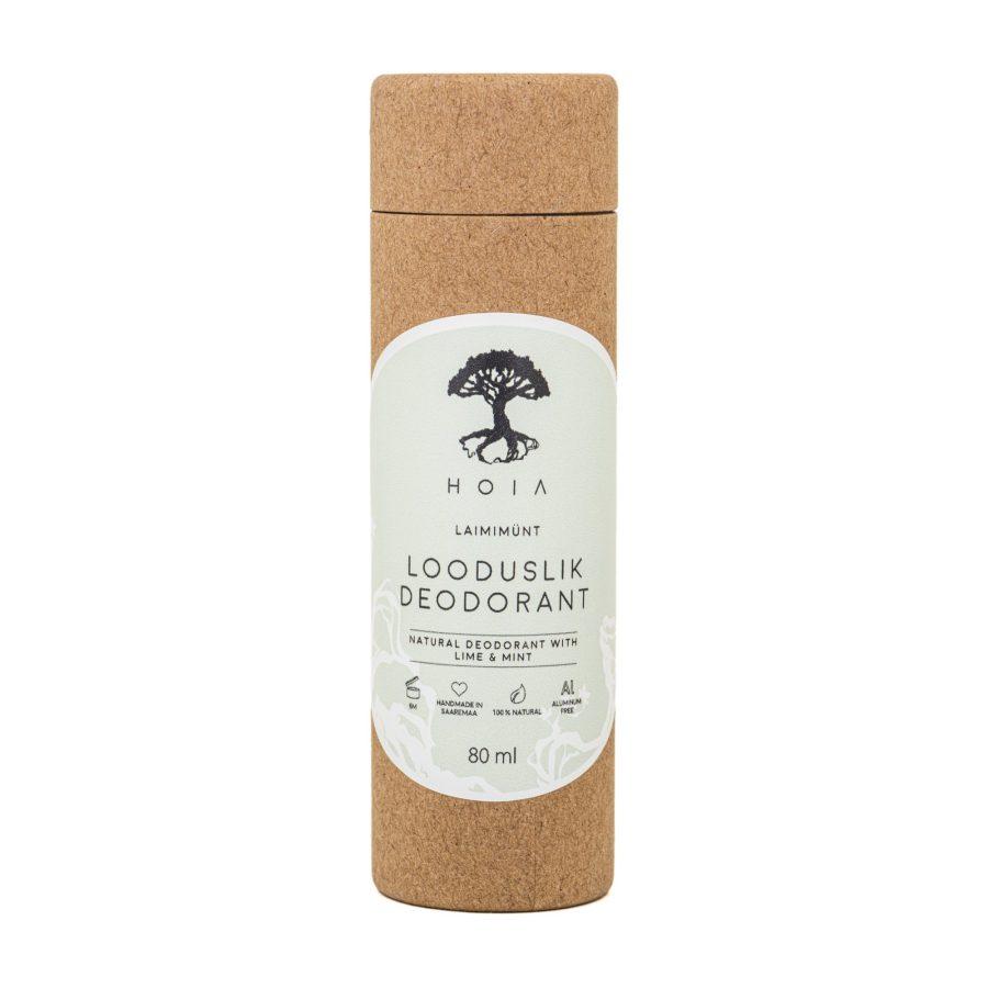 hoia-looduslik-deodorant-laim-münt