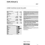 HECH-Cherry-Blossom-Caviar-Collagen-180g-koostis